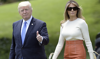 Melania Trump Set To Make Her D.C. Move Next Week