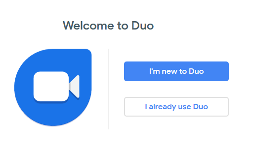 Google Duo Video chat for web is now available
