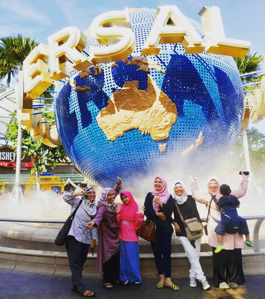pengalaman pertama saya berkunjung ke singapura negeri singa wisata nurul sufitri travel lifestyle blogger review culinary