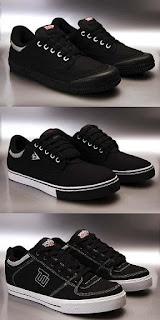 Black Dvs Shoes