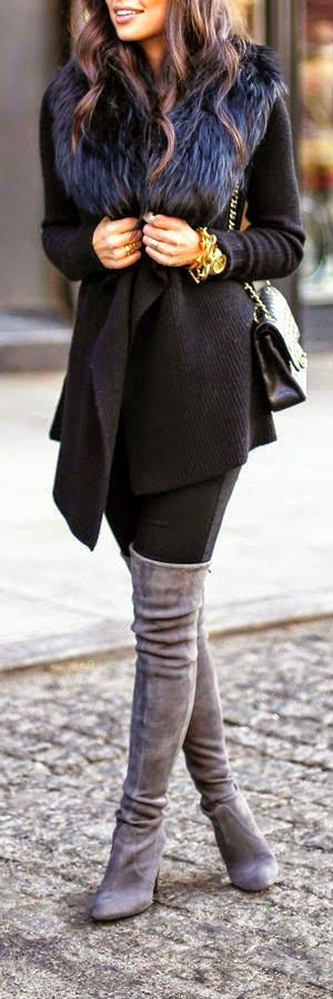 Black-and-Grey-combination