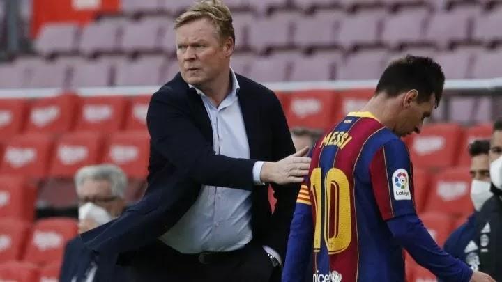 99% certain that Koeman will leave Barça claim RAC 1