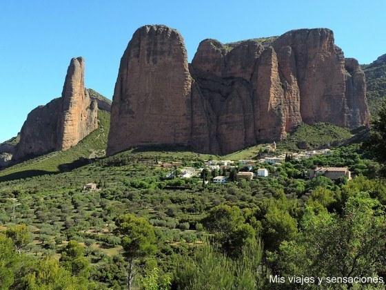 Mallos de Riglos, Huesca