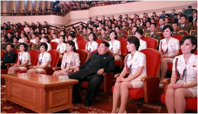"""Fakta Gippeumjo """"Pasukan Kenikmatan"""" di Korea Utara"""