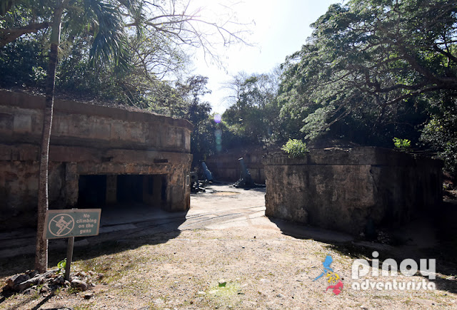 Corregidor tourist spots and attractions