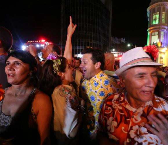 Geraldo Julio diz que Recife fez o maior carnaval de todos os tempos