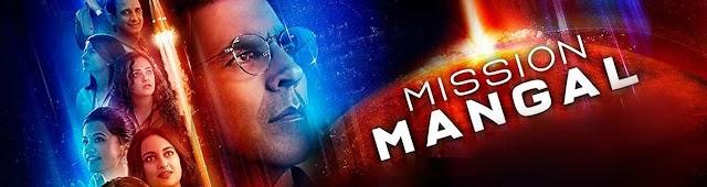 mission mangal advance booking report