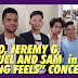 "JMKO, JEREMY G, MIGUEL AND SAM  Serenades in a ""SONG FEELS"" CONCERT"