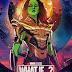 """Cartaz para o episódio final de """"What If ...?"""" coloca os holofotes sobre Gamora!"""