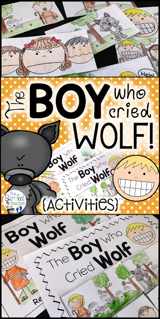 Fables are fun! Here are some activities for your kids to go along with The Boy Who Cried Wolf story. They're a perfect addition for your Preschool, Kindergarten, or First Grade students and will compliment the other lessons, crafts, or centers you have planned. Plus, a FREE Little Red Hen emergent reader download!