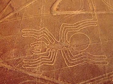 Una infinidad de dibujos componen las majestuosas Líneas de Nasca, una real maravilla del mundo antiguo.