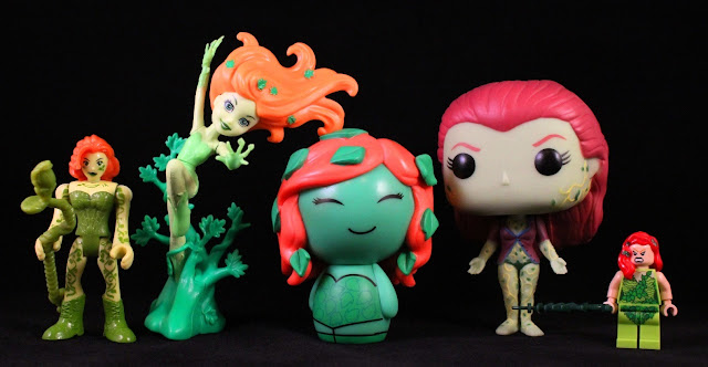 She S Fantastic Batman Dorbz Series 1 Poison Ivy