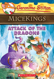 Geronimo Stilton Micekings: Attack of the Dragons