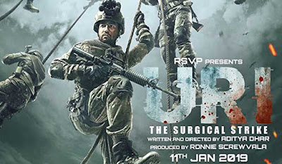 Uri: The Surgical Strike (2019) full movie download