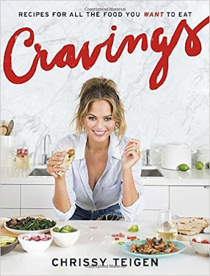 books, recommendations, cookbooks, cooking, eating, entertaining, Cravings, Chrissy Teigen