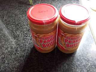 peanut butter from Lidl