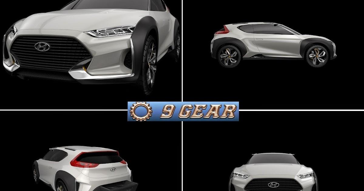 Hyundai Motors Introduces Enduro Concept Car Reviews New Car