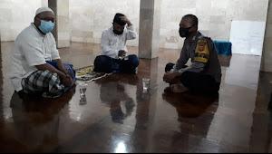 Polsek Bojongsoang Polresta Bandung, Silaturahmi Kamtibmas Kepada Tokoh Agama