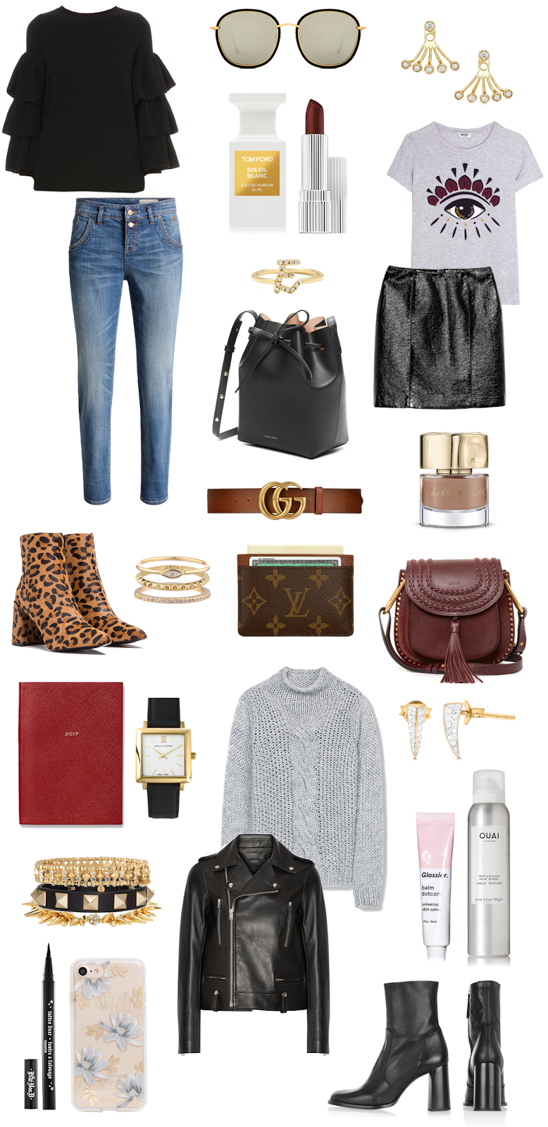 A Winter Wishlist
