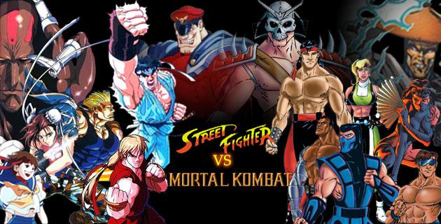 Street Fighter Vs Mortal Kombat Free Download Download Free Games