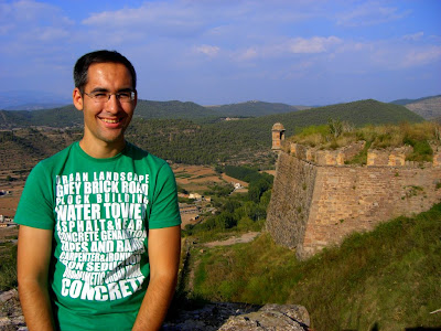 Castle of Cardona in Catalonia