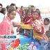 खैरा में मना युवा सप्ताह शांति दिवस समारोह, खेल प्रतियोगिता आयोजित