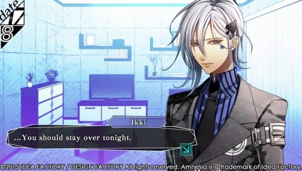 Amnesia Memories PC Free Download Screenshot 1