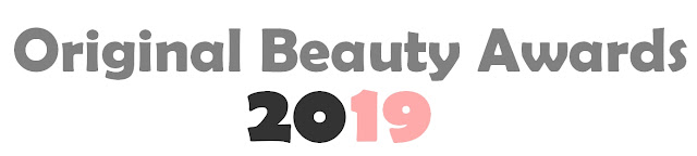 Original Beauty Awards 2019 - Catégorie Visage