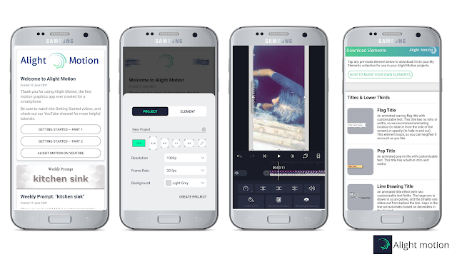 alight motion video editing  app for android - You Must know!