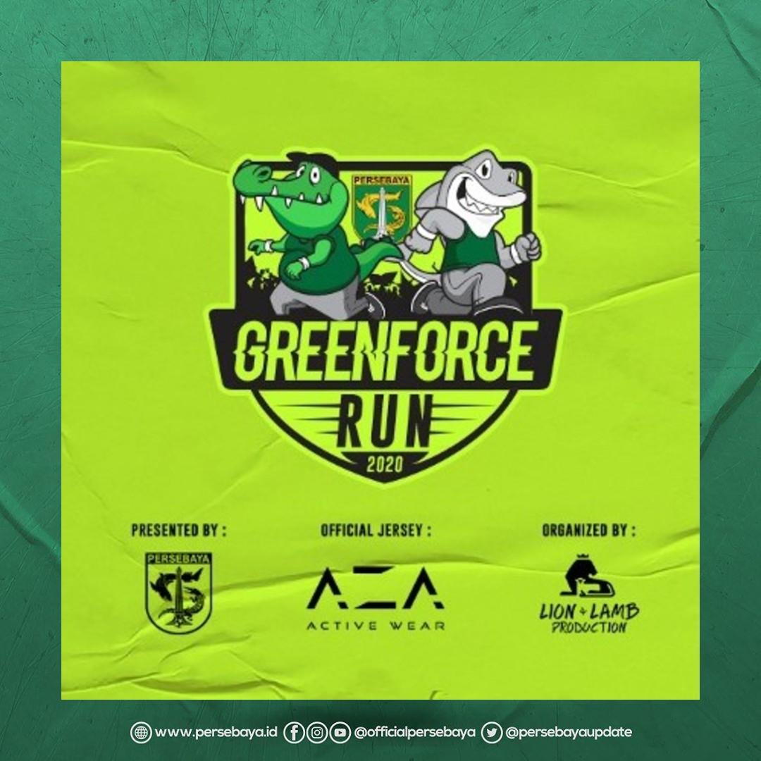 Green Force Run • 2020