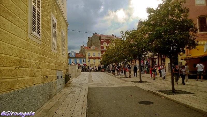 Parenzo Istria Croazia