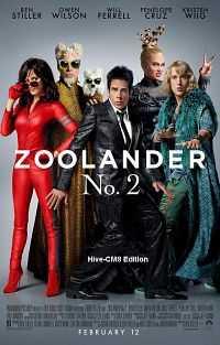 Zoolander 2 (2016) Full English Movies