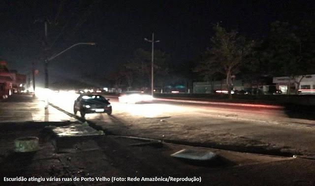 Greve dos caminhoneiros inicia racionamento de energia em Rondônia