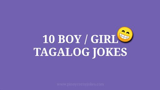 best boy girl tagalog jokes 2021