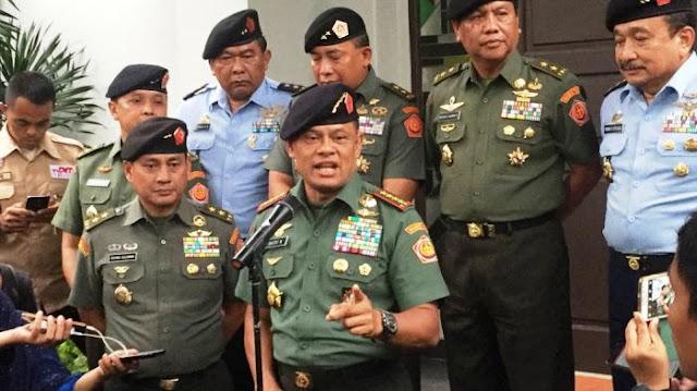 Jenderal Gatot Ungkap 3 Jimat Jenderal Soedirman Yang Tak Pernah Dipublikasikan Ke Media