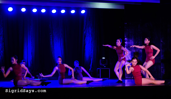 Bacolod dance school - Bacolod ballet school - Garcia-Sanchez School of Dance - Bacolod City - Bacolod blogger - 48th anniversary show - Georgette Sanchez-Vargas - Arrythmia - Ballet Philippines - Cultural Center of the Philippines