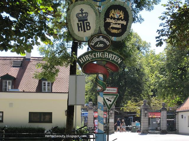 Hirschgarten München