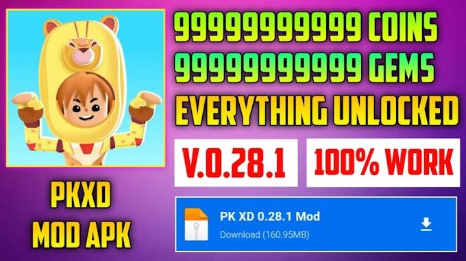 V. 0.28.1 100% Working Pkxd New Apk