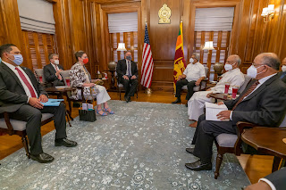 US-Sri Lanka bilateral talks