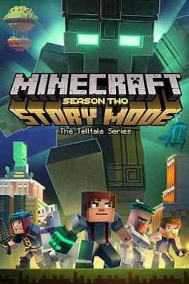 Capa do Minecraft: Story Mode – Season 2