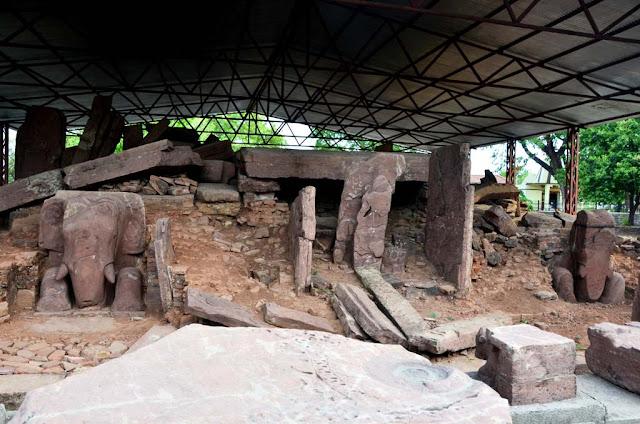 Devrani Temple TALA, Bilaspur