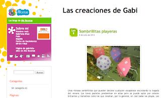 Blog de creaciones de Gabi