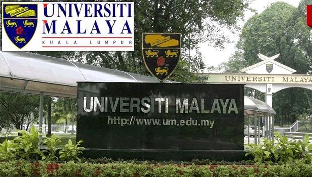 borang permohonan universiti malaya online