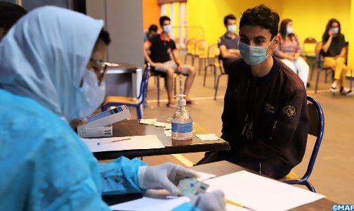 Détails de la situation épidémiologique au cours des dernières 24 heures
