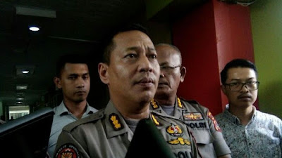 Polisi Tangkap Provokator Ricuh Demo Tolak Omnibus Law di Batubara