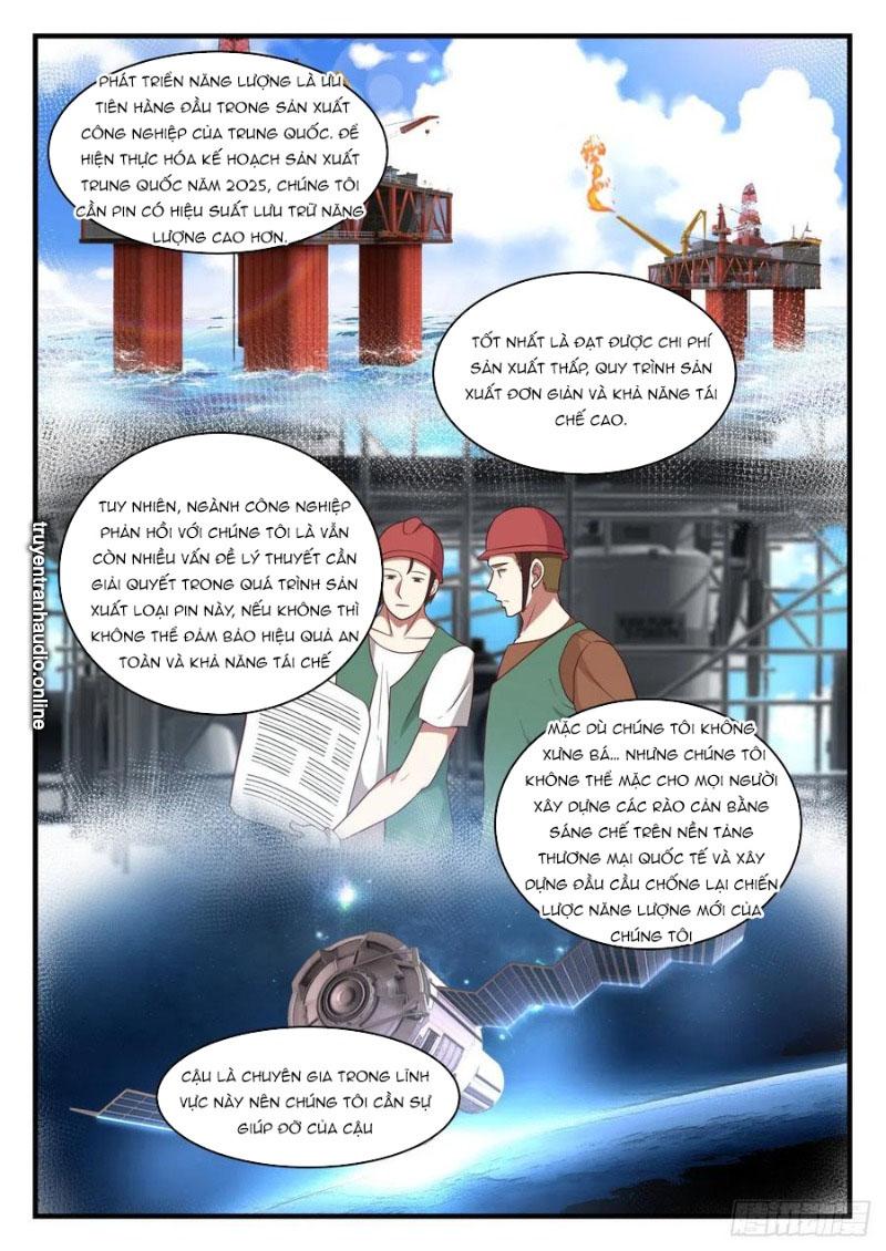 Hệ Thống Khoa Học Kỹ Thuật Đen Tối Của Học Bá chap 130 - Trang 8