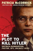 The Plot to Kill Hitler by Patricia McCormick book cover and review