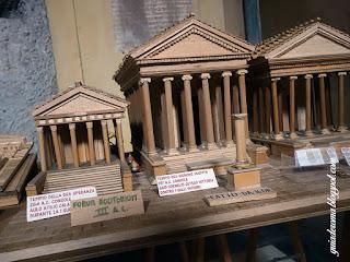 reconstrucao templos basilica sao nicolau carcere guia roma - Basílica de São Nicolau em Cárcere