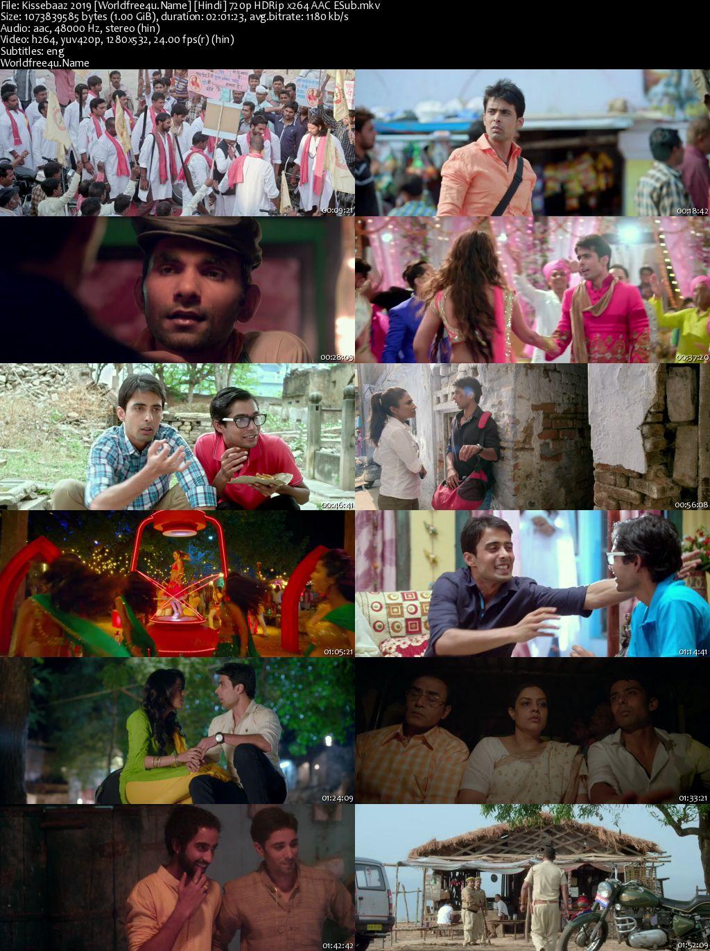 Kissebaaz 2019 Hindi HDRip 720p