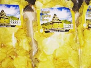 keripik kentang oleh-oleh banjarnegara